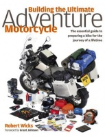 BUILDING THE ULTIMATE ADVENTURE MOTORCYCLE - PORADNIK HAYNES